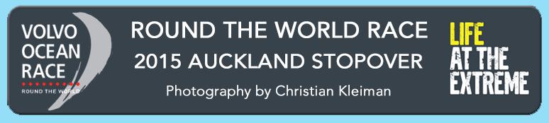 Unos días con la Volvo Ocean Race en Auckland – Nueva Zelanda – 27/02/2015